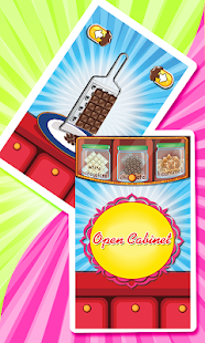 Dessert Fondue Maker - Cooking - screenshot thumbnail
