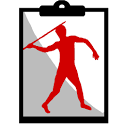 Track and Field Clipboard icon