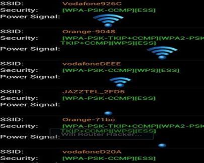 無線上網密碼斷路器Pansee