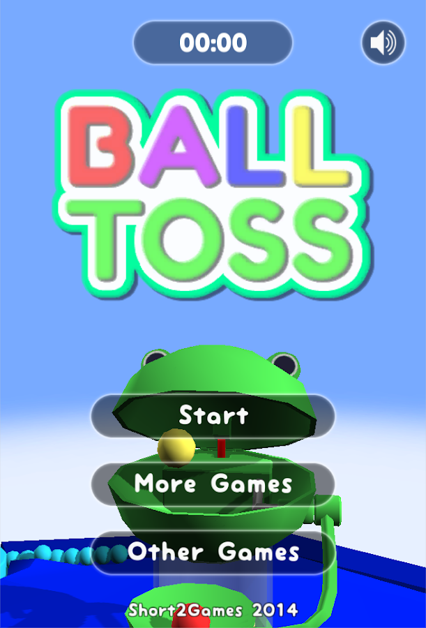 Ball Toss- screenshot