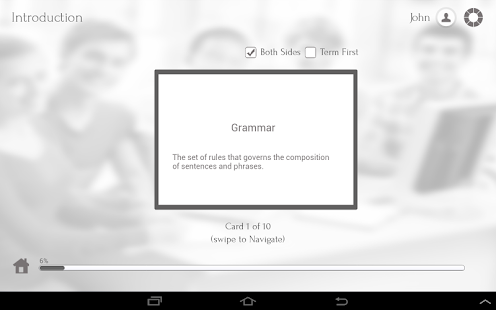 Learn English Grammar - screenshot thumbnail