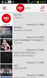 Red FM - Living It - screenshot thumbnail