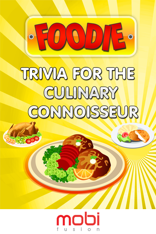 Foodie Trivia