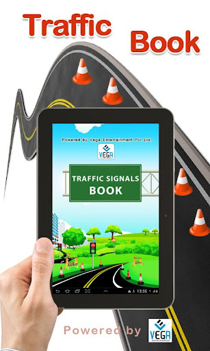 Traffic Signs Book