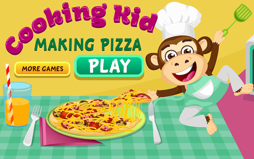 Cooking Kid - Making Pizza 1.1.0 screenshots 7