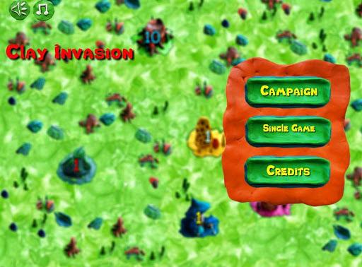 Clay Invasion