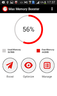 Max Memory Booster- screenshot thumbnail