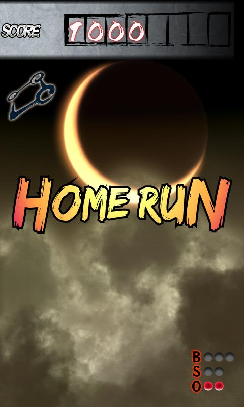 Homerun Ninja- screenshot