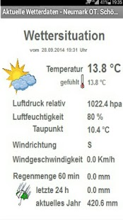 Neumark-Wetter- screenshot thumbnail