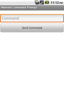 Remote Command Prompt APK for Blackberry | Download Android