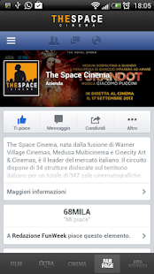 The Space Cinema- screenshot thumbnail