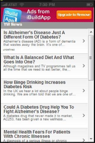 Latest Wellness News