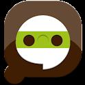 Pansi SMS Fun Fruites theme logo