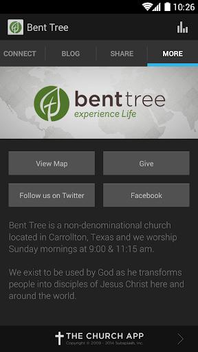 【免費教育App】Bent Tree-APP點子