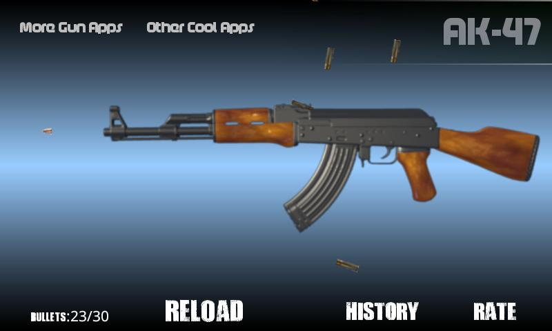 AK-47 - screenshot