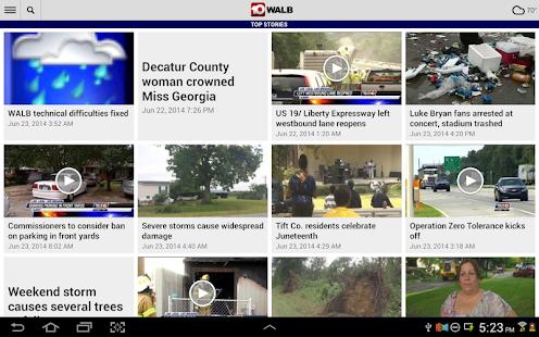 WALB News 10 Screenshot 6