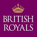 The British Royals icon