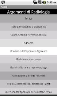 Radiologia en preguntas cortas- screenshot thumbnail