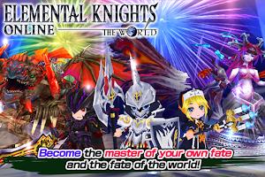 Screenshot of RPG Elemental Knights Platinum