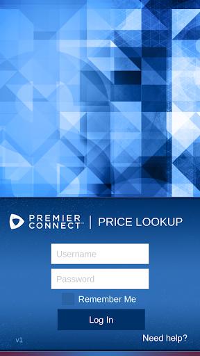 PremierConnect Price Lookup