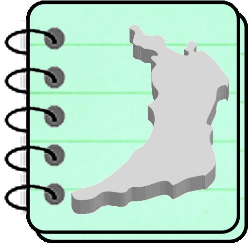 ちずクイズ 大阪府編 休閒 App LOGO-硬是要APP