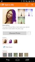 Screenshot of PhotoFunia