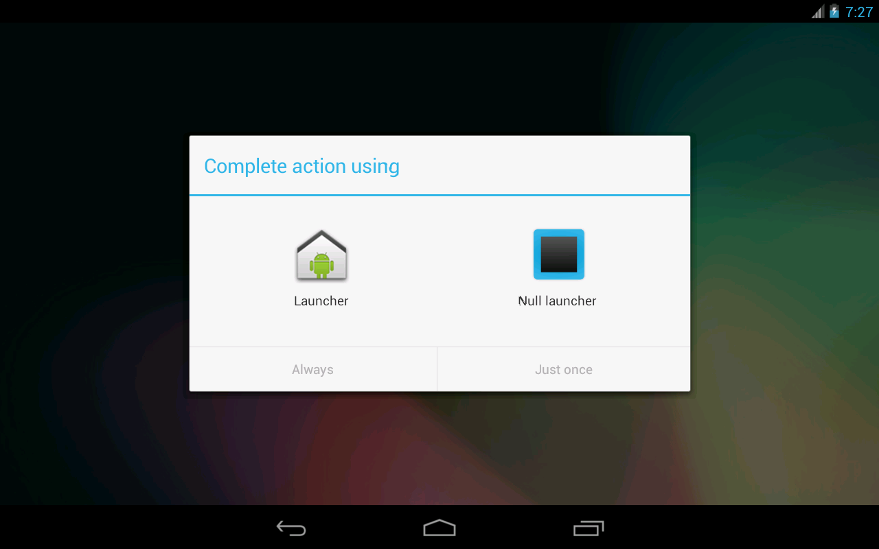 Numm lite android apps on google play - Null Launcher Screenshot