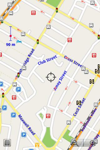 Offline Map Singapore (Free) - screenshot