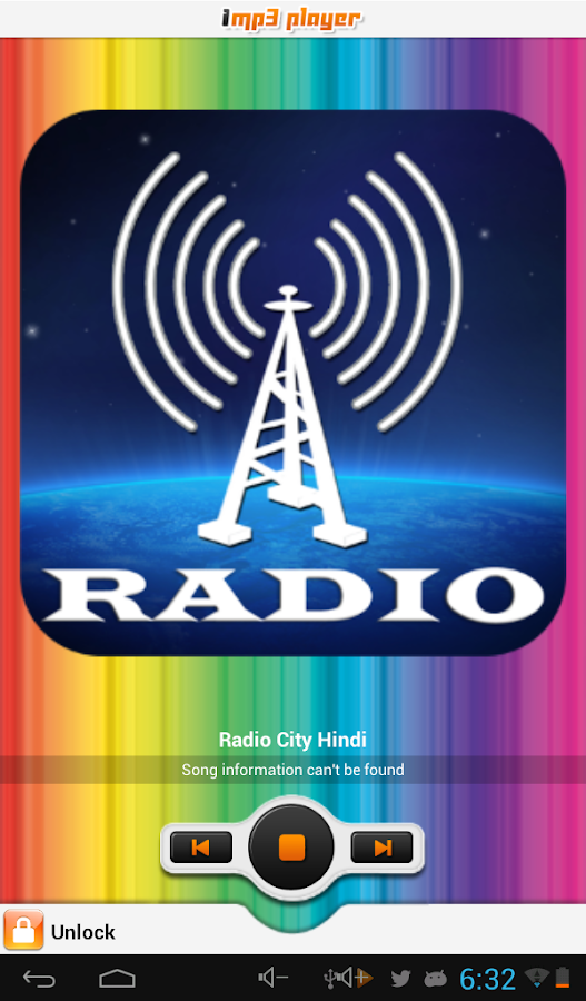 Free Radio Tuner- screenshot