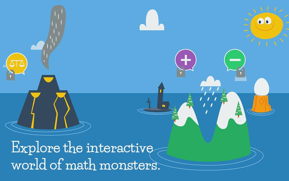 Monster Math Expedition- screenshot