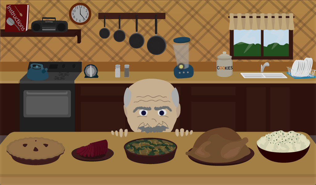 Grumpy Grandpa Loops - screenshot