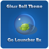 GlassBall Theme Go Launcher EX