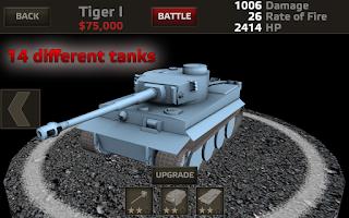Screenshot of Tanks:Hard Armor
