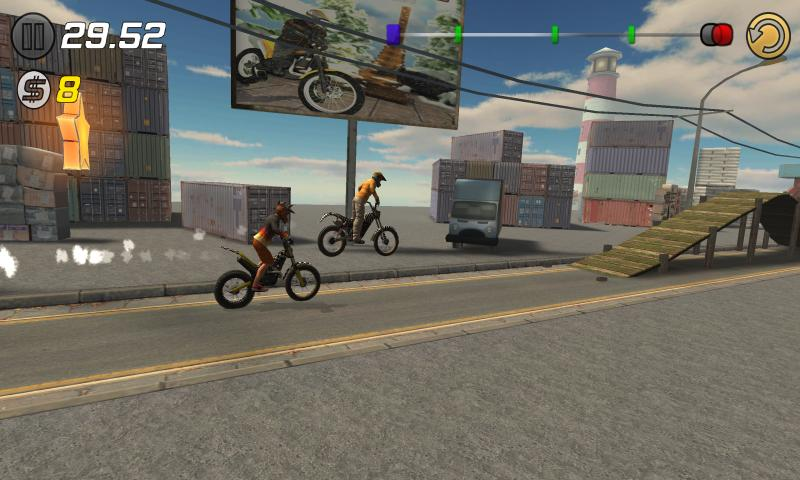 Bike Xtreme Game Spin your new bike rims and