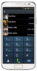 ExDialer - Dialer & Contacts Screenshot 5