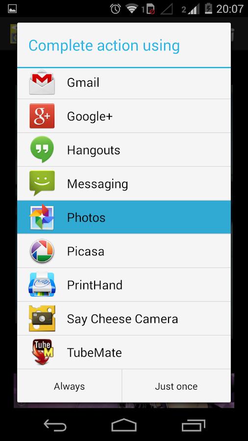 Smart Selfie - screenshot