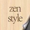 Zen Style Atom theme icon