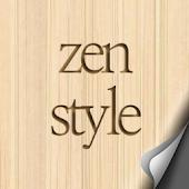 Zen Style Atom theme
