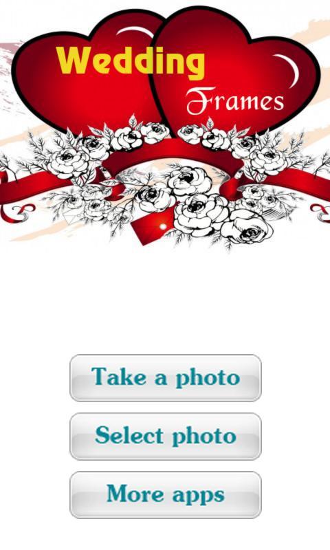 Wedding Photo Frames- screenshot