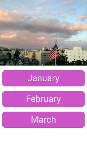 California Calendar 2015