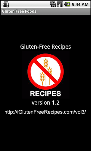 Gluten Free Healthy Recipes