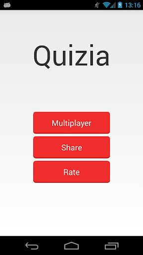 Quizia Multiplayer