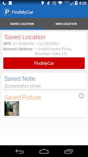 Find My Car - screenshot thumbnail