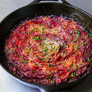 Beet and Turnip Gratin