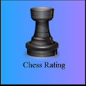 Chess Rating FREE logo