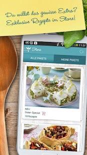 LECKER Tagesrezepte - screenshot thumbnail
