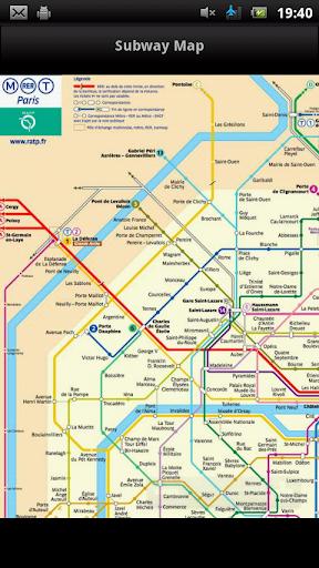 Cologne Subway Map