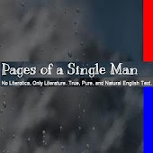 Poasm - Pages of A Single Man