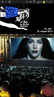 Open Air Kino- screenshot thumbnail
