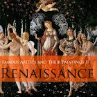 Famous Art II - Renaissance icon